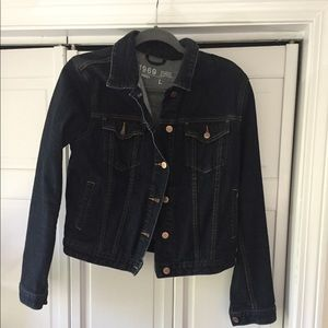 Gap 1969 women's jean jacket size large